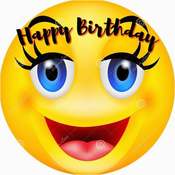 Free Dancing Birthday Cards With Faces Emoji Greeting