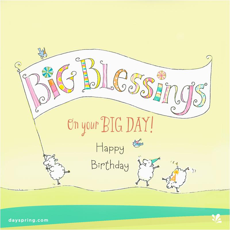 Free Dayspring Birthday Cards Ecards