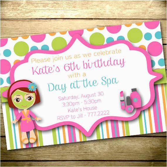Free Digital Birthday Invitation Cards Ddigital Instant Download By
