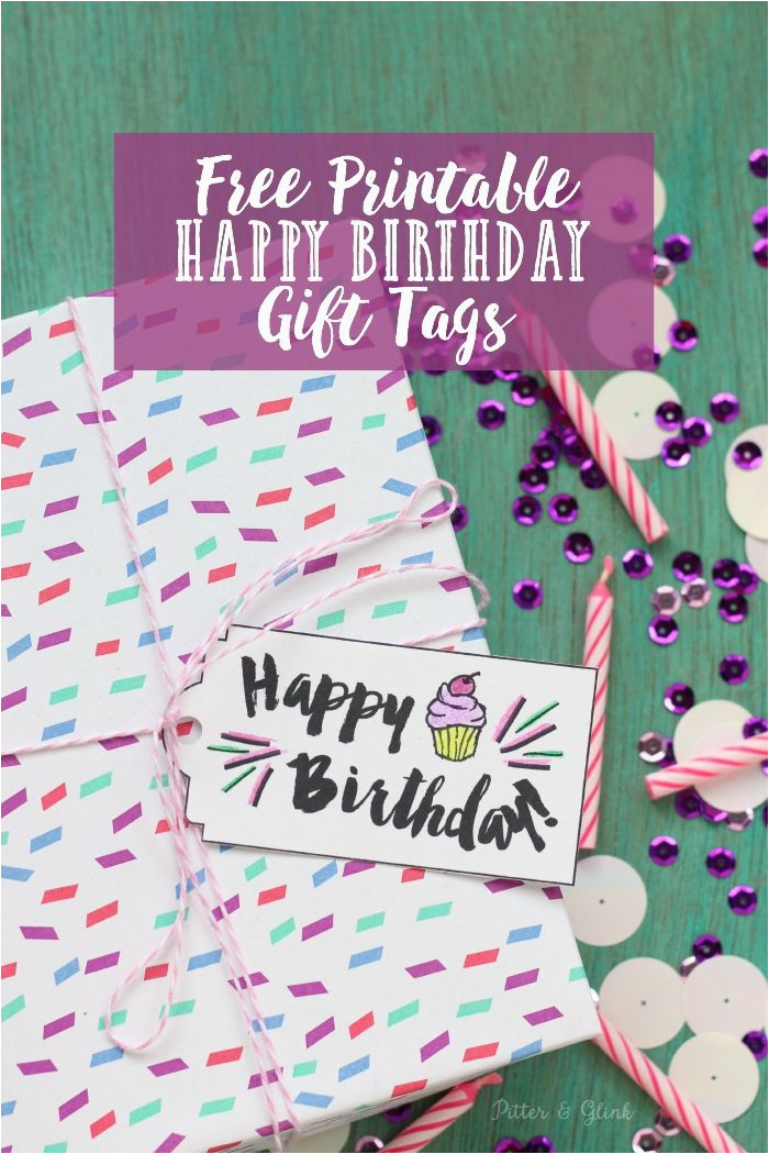 Free E Birthday Cards For Adults Printable Happy Gift Tags Download The Tag