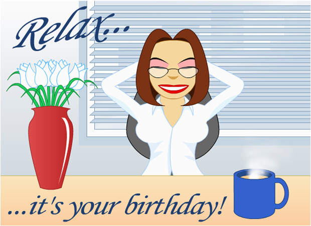Free E Birthday Cards for Her Ecards Birthday Relax