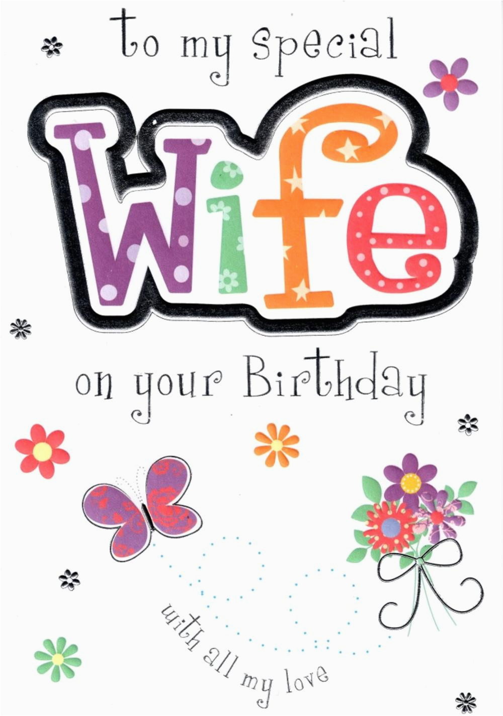 special wife birthday card cards love kates