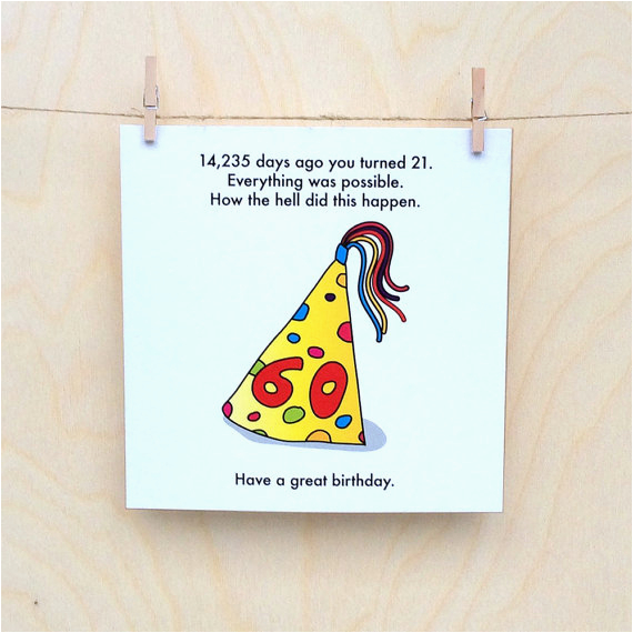 Free E Cards 60th Birthday Funny Card 60