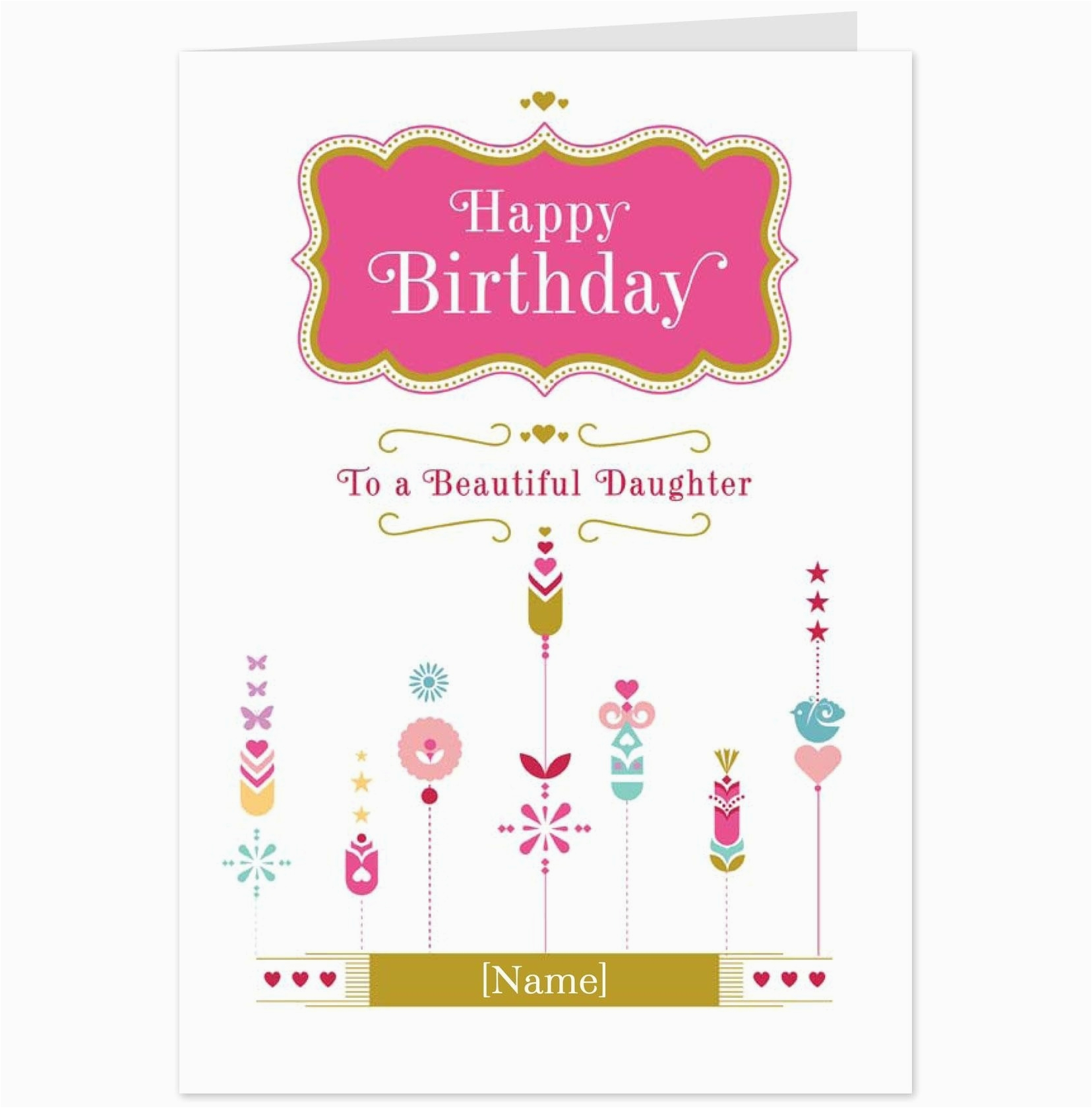 Free Printable Hallmark Birthday Cards