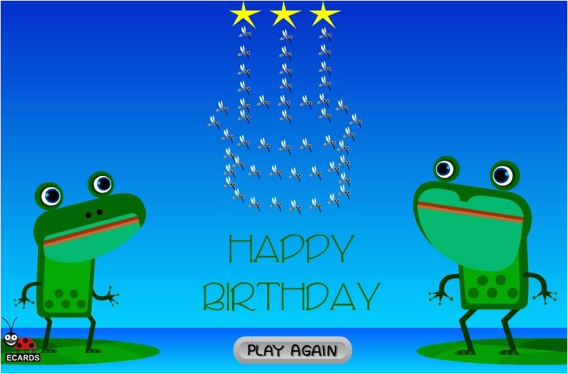 funnyhappybirthdaysingingfrogse cardsladybugecardscom jpg