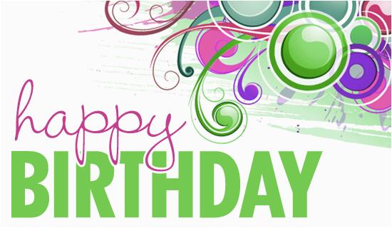 happy birthday swirl 4