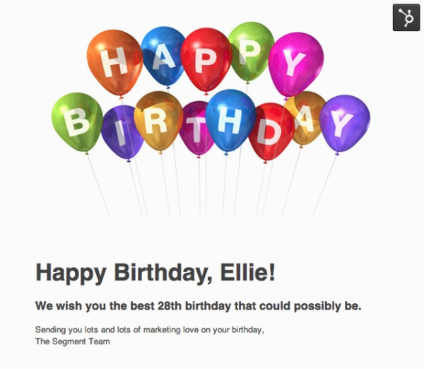 Free Happy Birthday Cards Email How To Wish The Marketing Geek In
