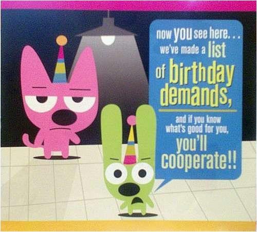 Free Hoops And Yoyo Birthday Cards Ecards