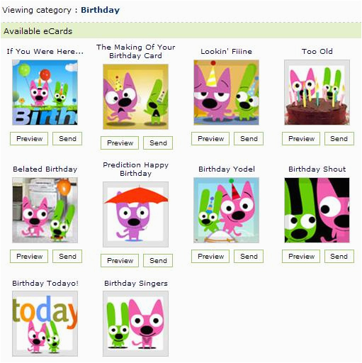 free online birthday cards hoops and yoyo