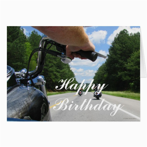 Free Motorcycle Birthday Cards Motorcycle Happy Birthday Quotes Quotesgram