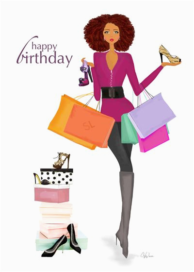 Free Online African American Birthday Cards 155 Best Images About Black Girl Art On Pinterest