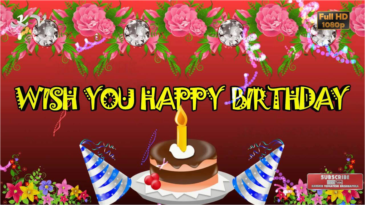 Free Online Birthday Cards With Music Download Animated Greetings Www