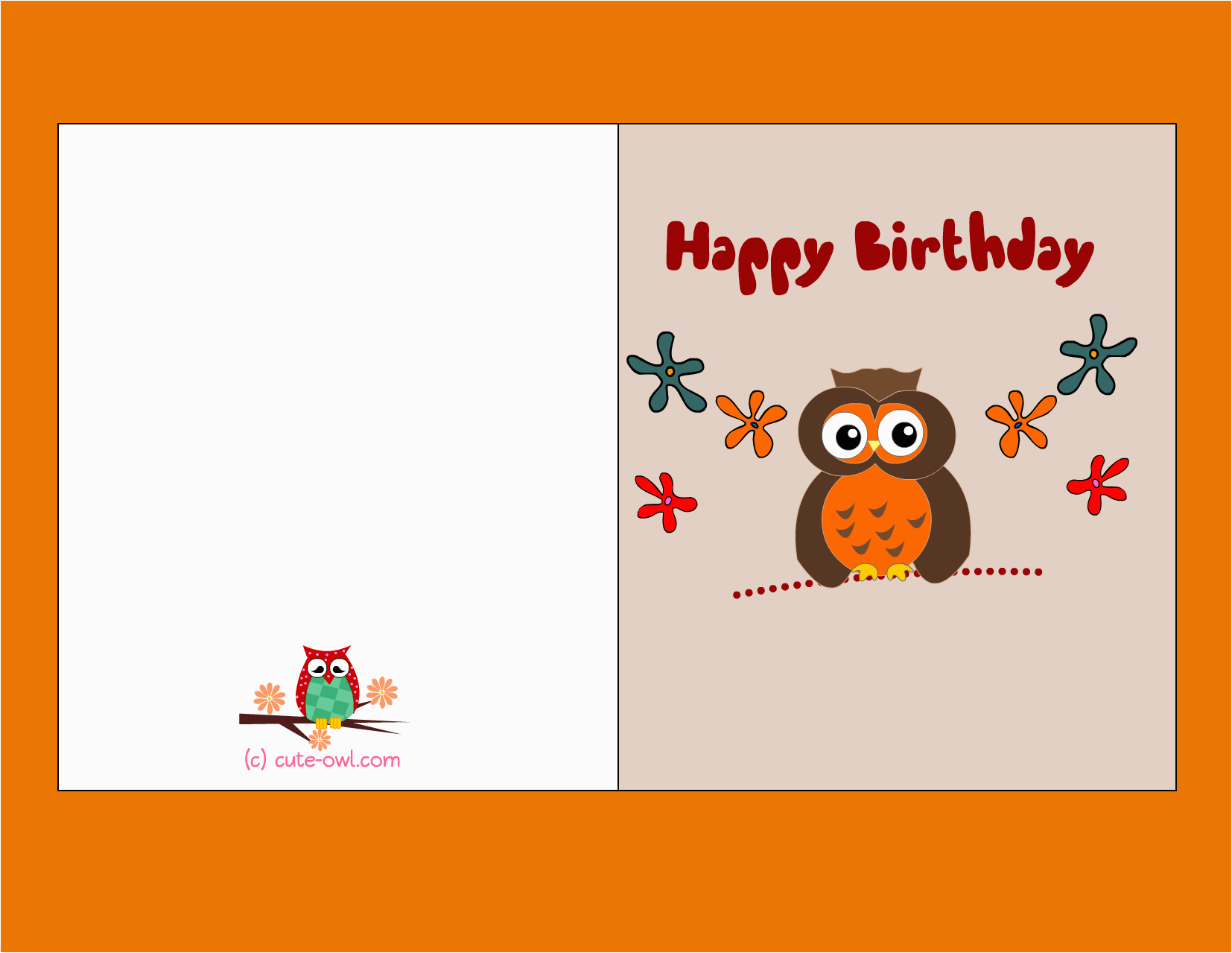 Free Online Printable Birthday Cards No Download 4 Downloadable Teknoswitch