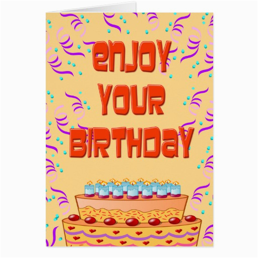 Free Personalized Birthday Cards With Photos Funny Card Zazzle