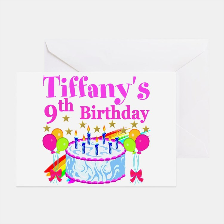 Free Personalized Video Birthday Cards 9 Year Old Greeting Card Ideas Sayings Designs