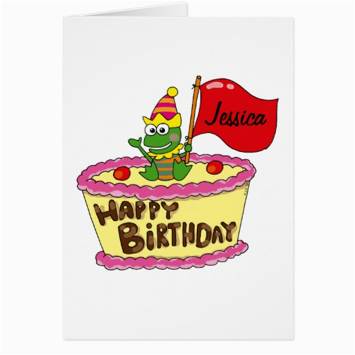 Free Personalized Video Birthday Cards Personalized Happy Birthday Greeting Cards Zazzle