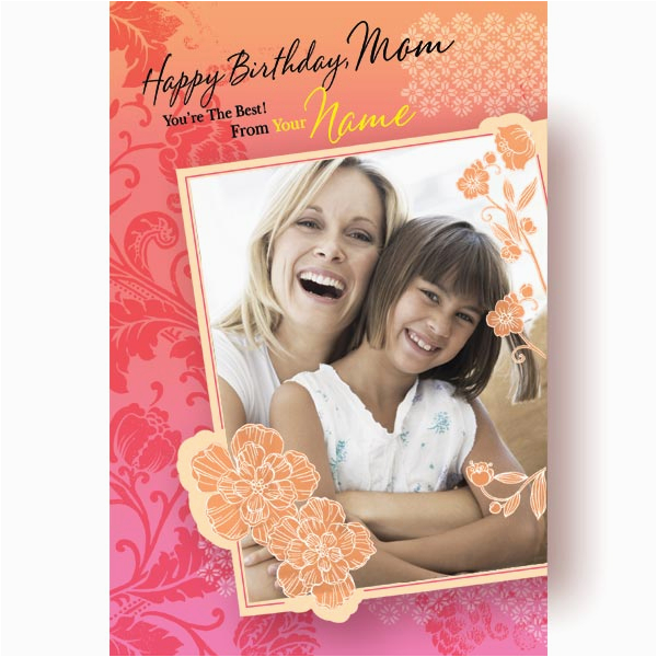 personalized greeting card