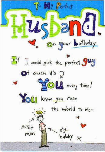 Free Printable Birthday Cards For My Husband And
