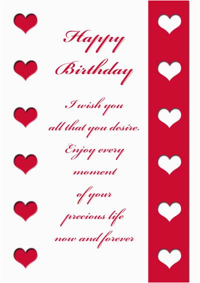 7 best images of free printable happy birthday husband