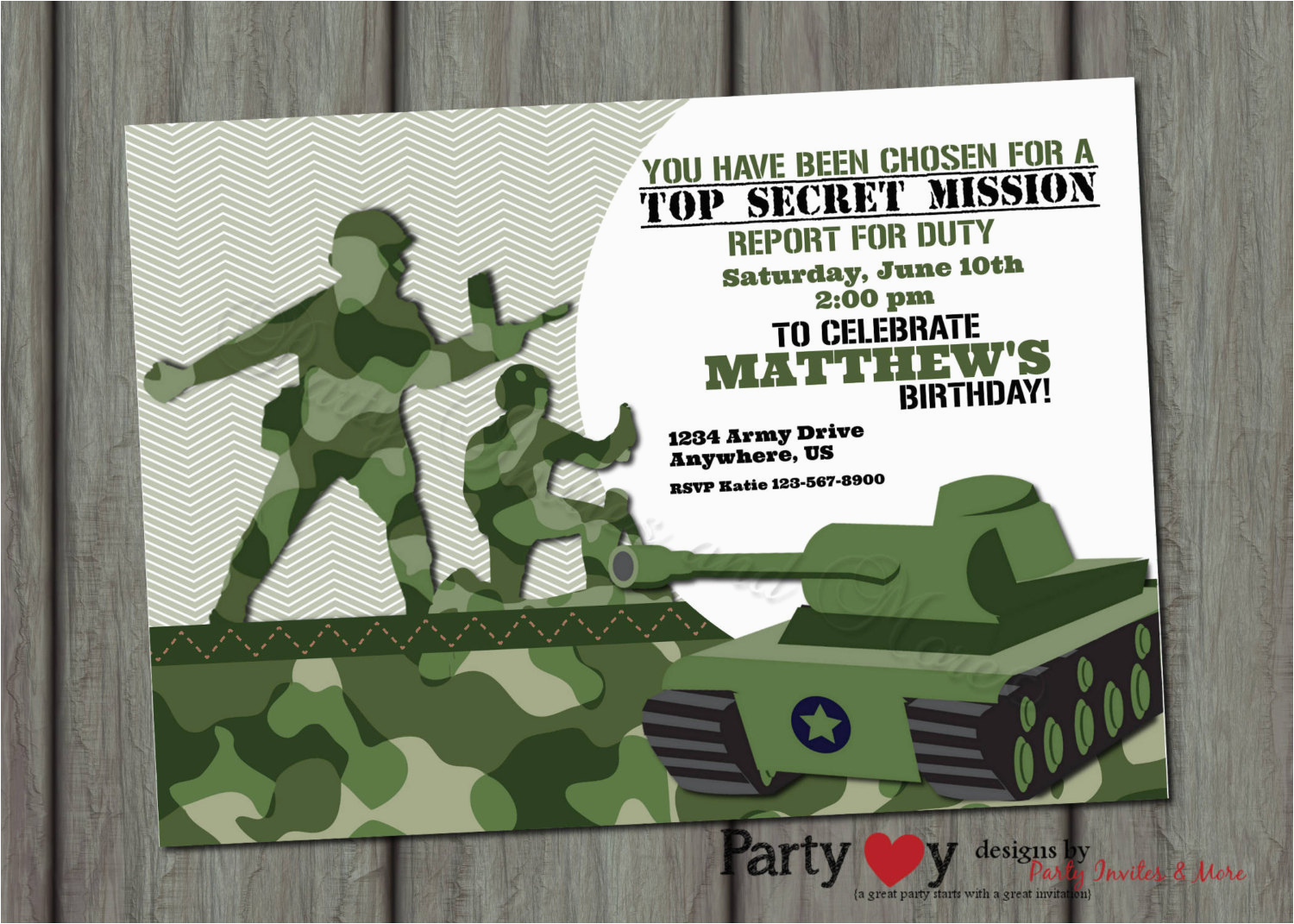 Army Free Printable Invitations Pink Camo