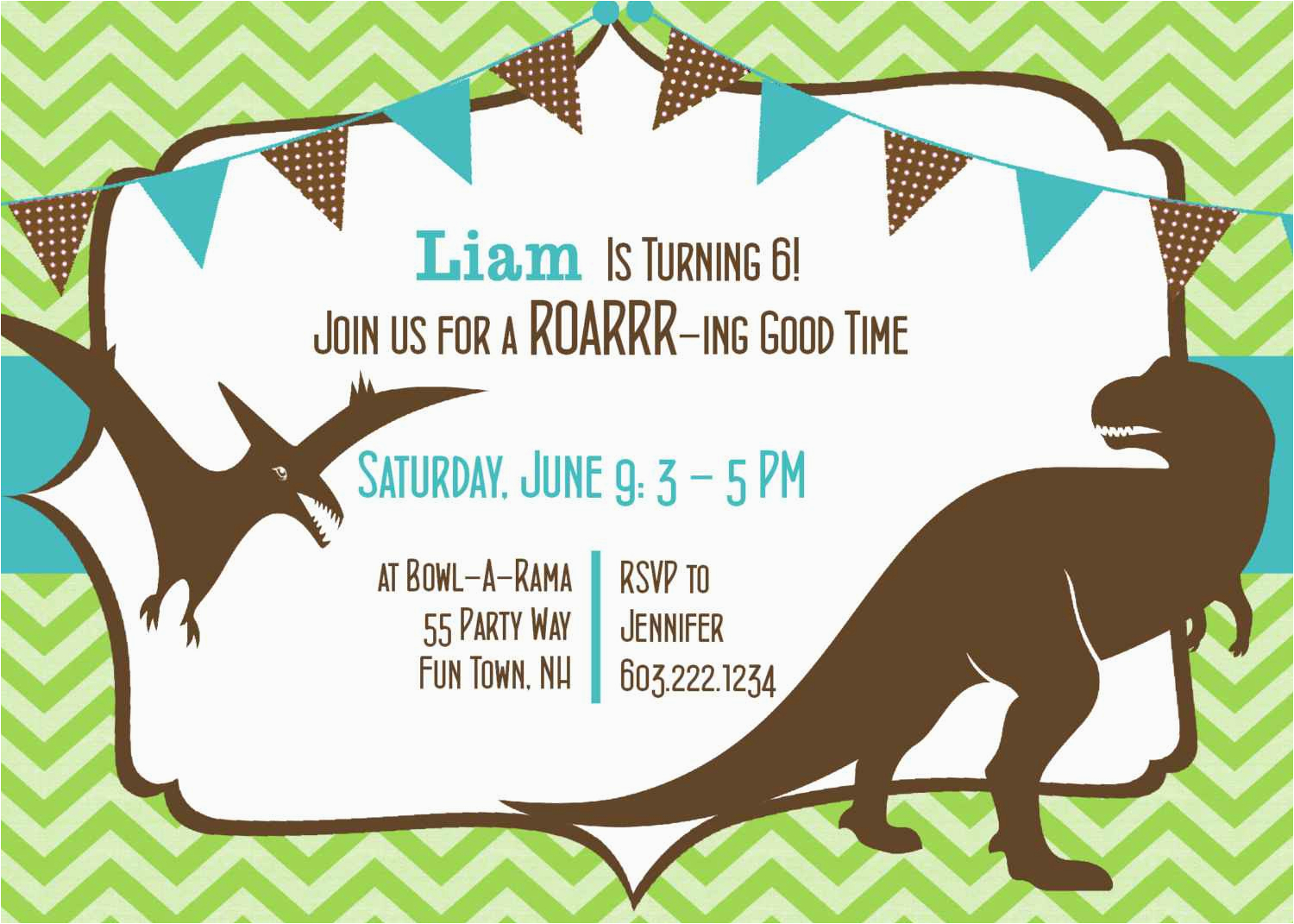 graphic about Dinosaur Party Invitations Free Printable titled Totally free Printable Dinosaur Birthday Invites Dinosaurs