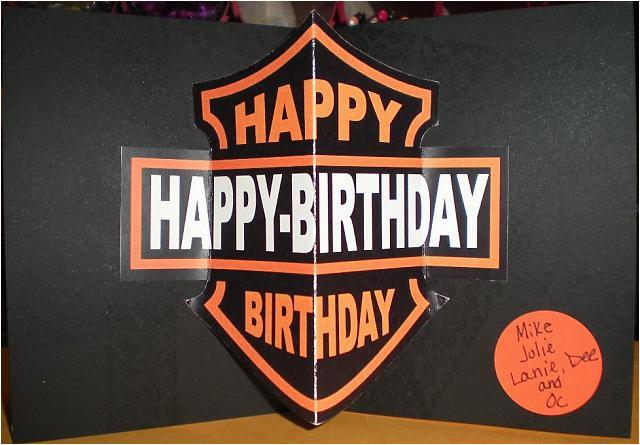harley davidson happy birthday splitcoaststampers