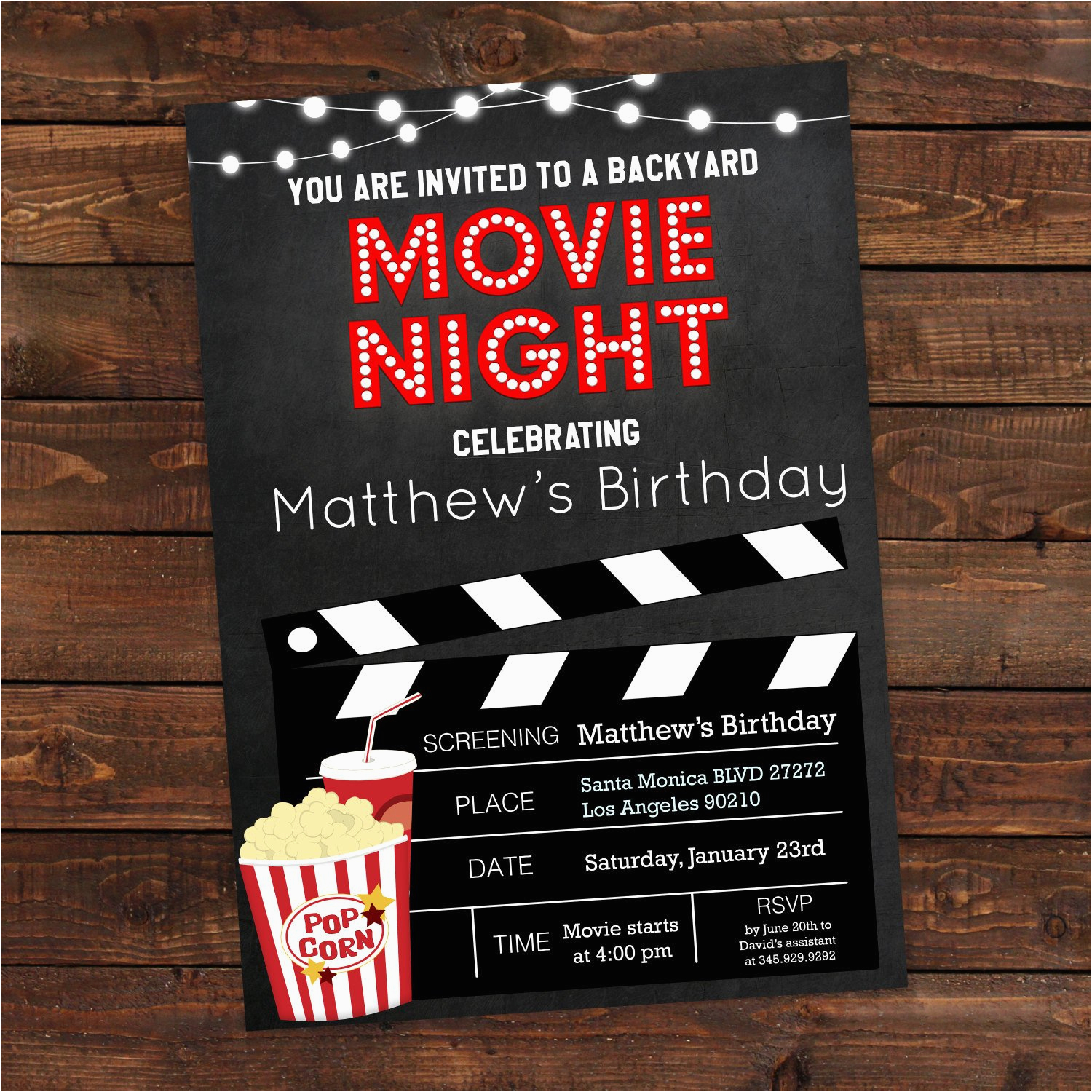 photo about Movie Birthday Party Invitations Printable Free known as Cost-free Printable Video clip themed Birthday Invites Printable
