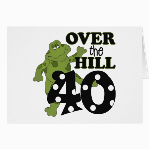 over the hill 40th birthday 137732695917080475