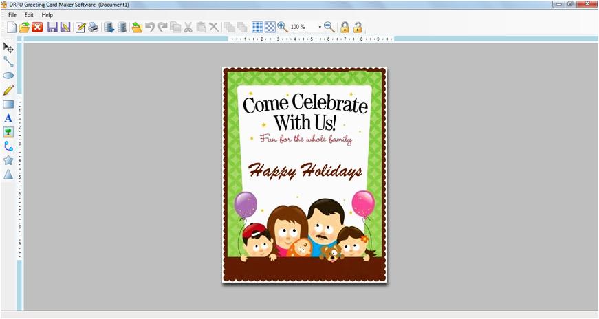 Free Printable Personalised Birthday Cards 10 Best Images Of Custom Greeting Card Maker