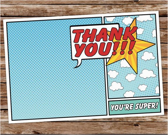 graphic relating to Free Printable Superhero Birthday Cards known as Absolutely free Printable Superhero Birthday Playing cards Great 25 Superhero