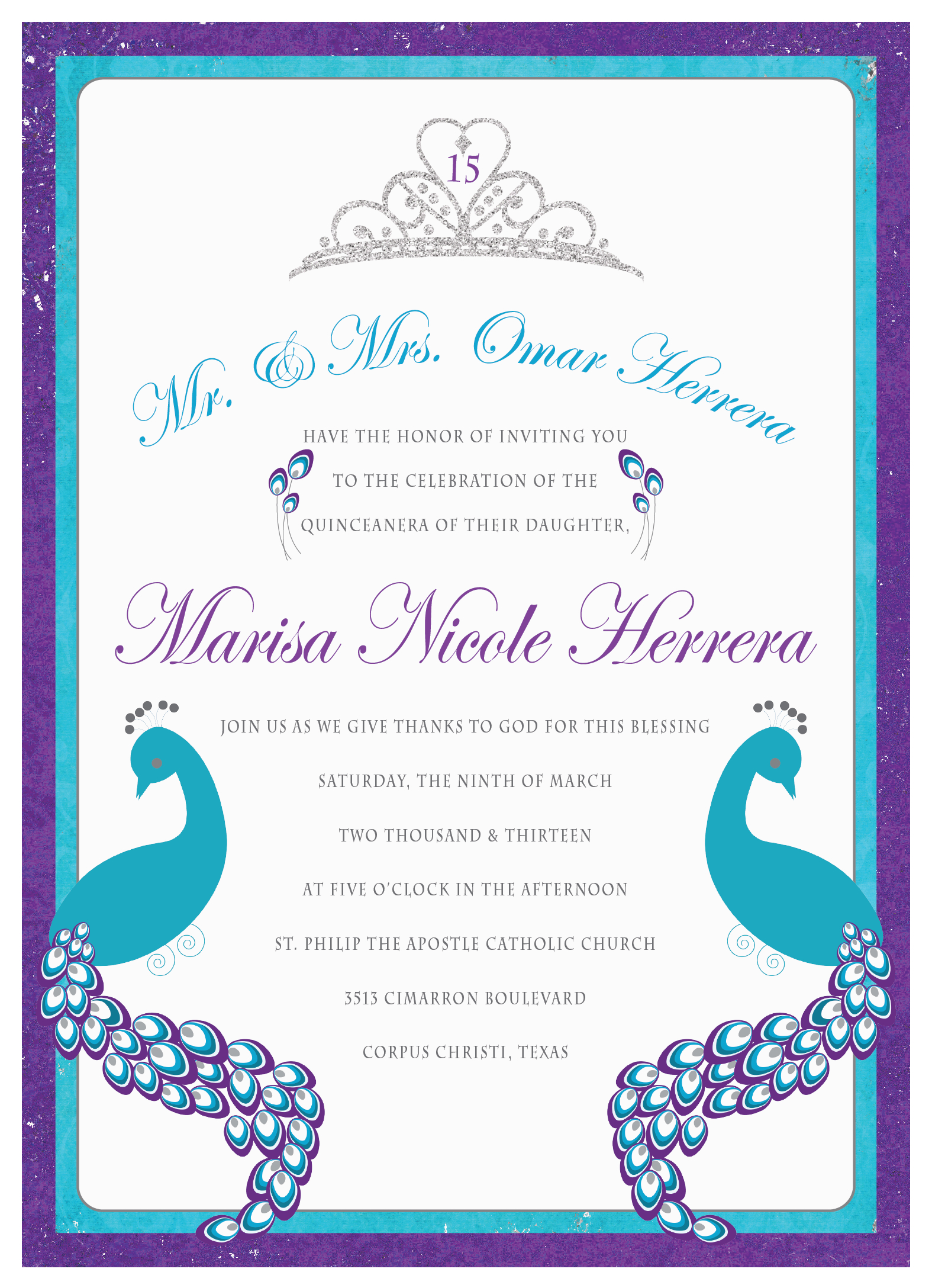 photo about Sweet 16 Birthday Invitations Free Printable called No cost Printable Adorable 16 Birthday Celebration Invites Free of charge