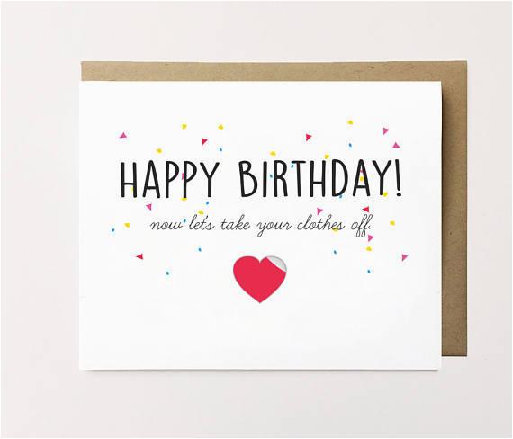 funny birthday card naughty birthday