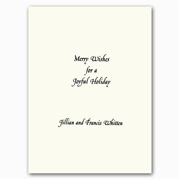 christmas text ornament holiday greeting cards paperstyle