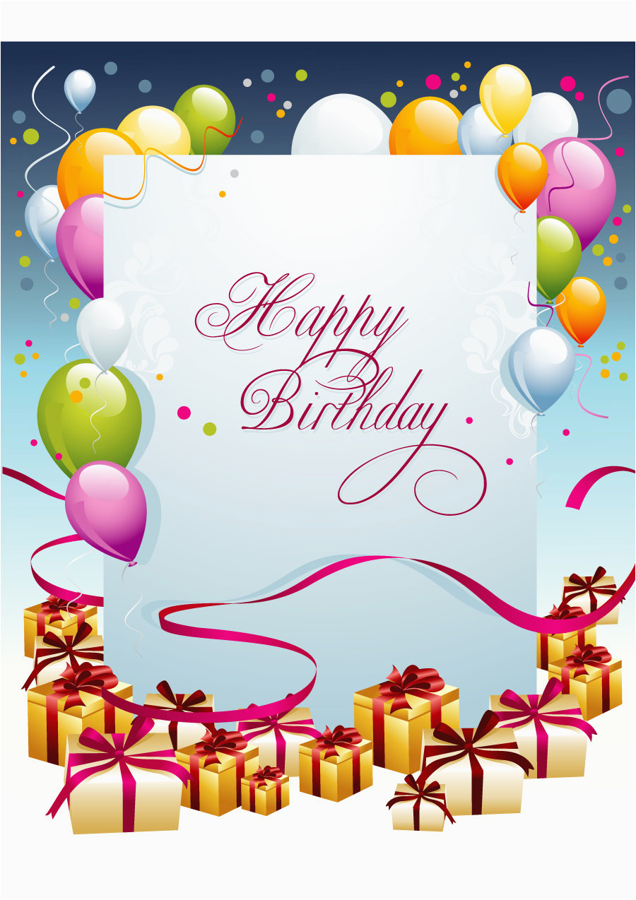 Free Video Birthday Cards Online
