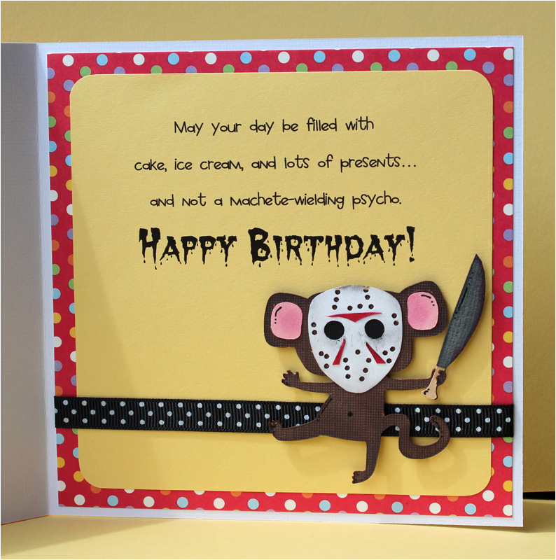 2011 05 01 Archive Pretty Paper Ribbons May From Friday The 13th Birthday Cards
