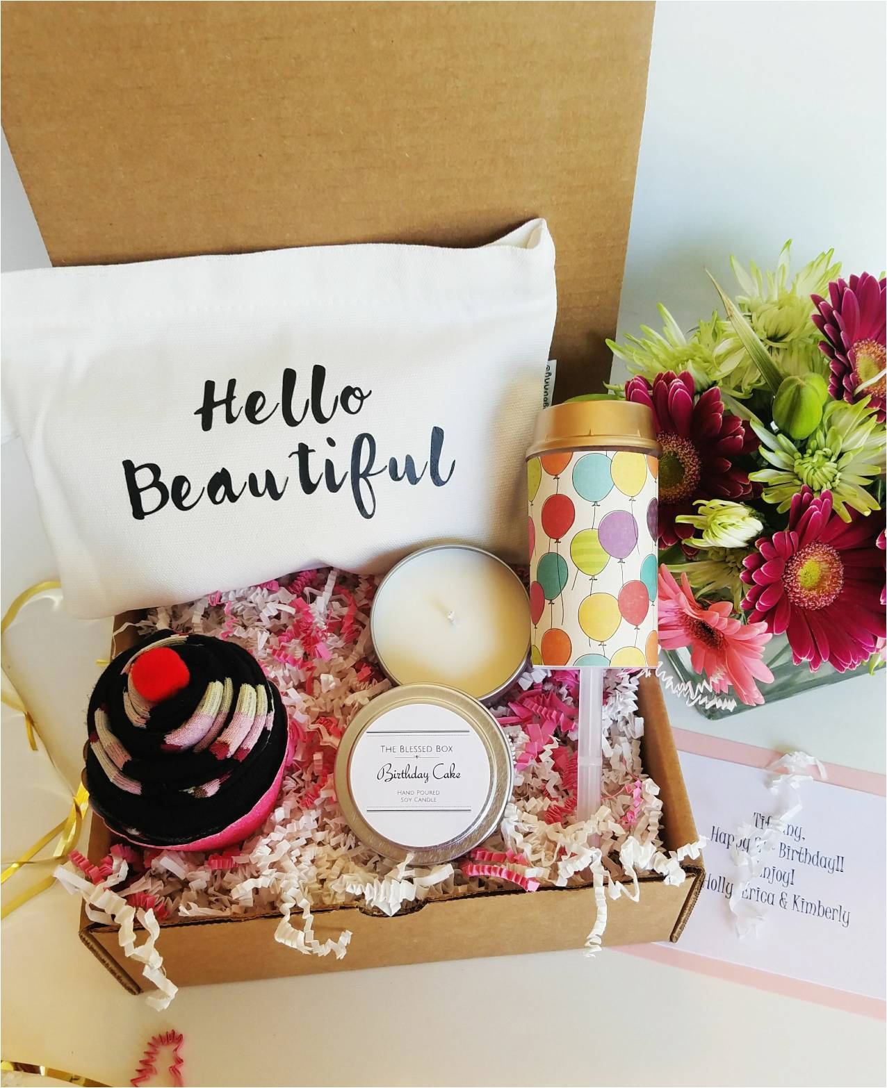 birthday gift basket best friend birthday gift birthday gift