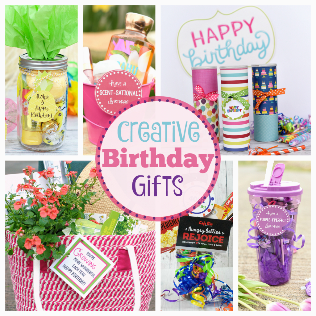 creative birthday gifts for friends fun squared