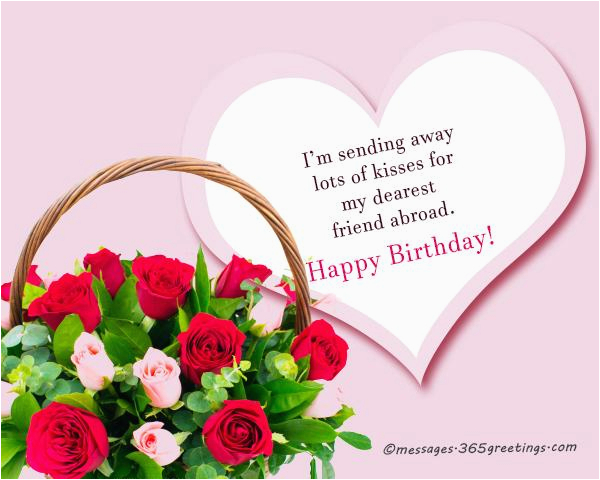 Friendship Birthday Cards for Her Happy Birthday Wishes for