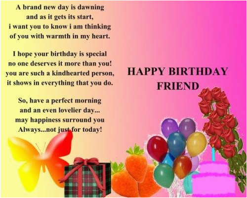 Friendship Verses For Birthday Cards Male Quotes Friends Quotesgram
