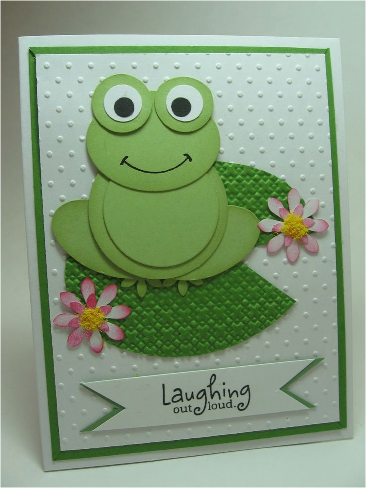 135 best images about cards frogs toads on pinterest