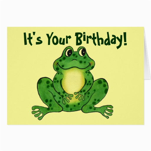 frog birthday quotes quotesgram