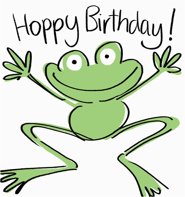 happy birthday frog cards galore