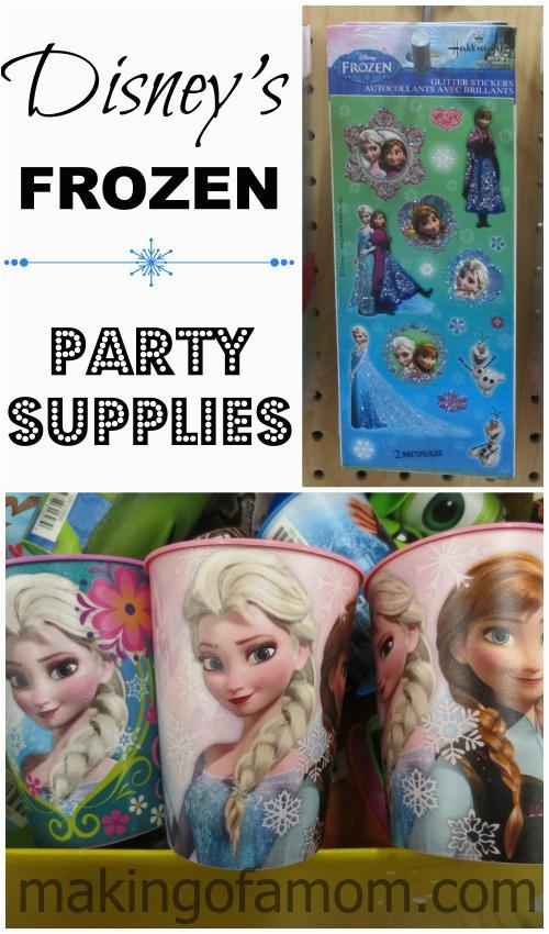 Frozen Birthday Invitations Walmart Frozen Party Supplies Walmart Party Invitations Ideas