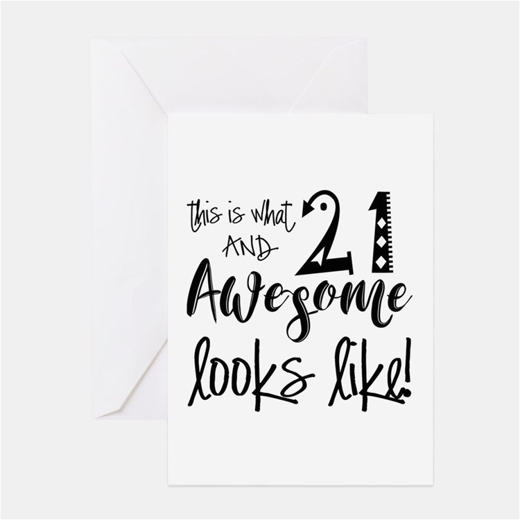 Funny 21 Year Old Birthday Cards 21st Greeting Card Ideas Sayings
