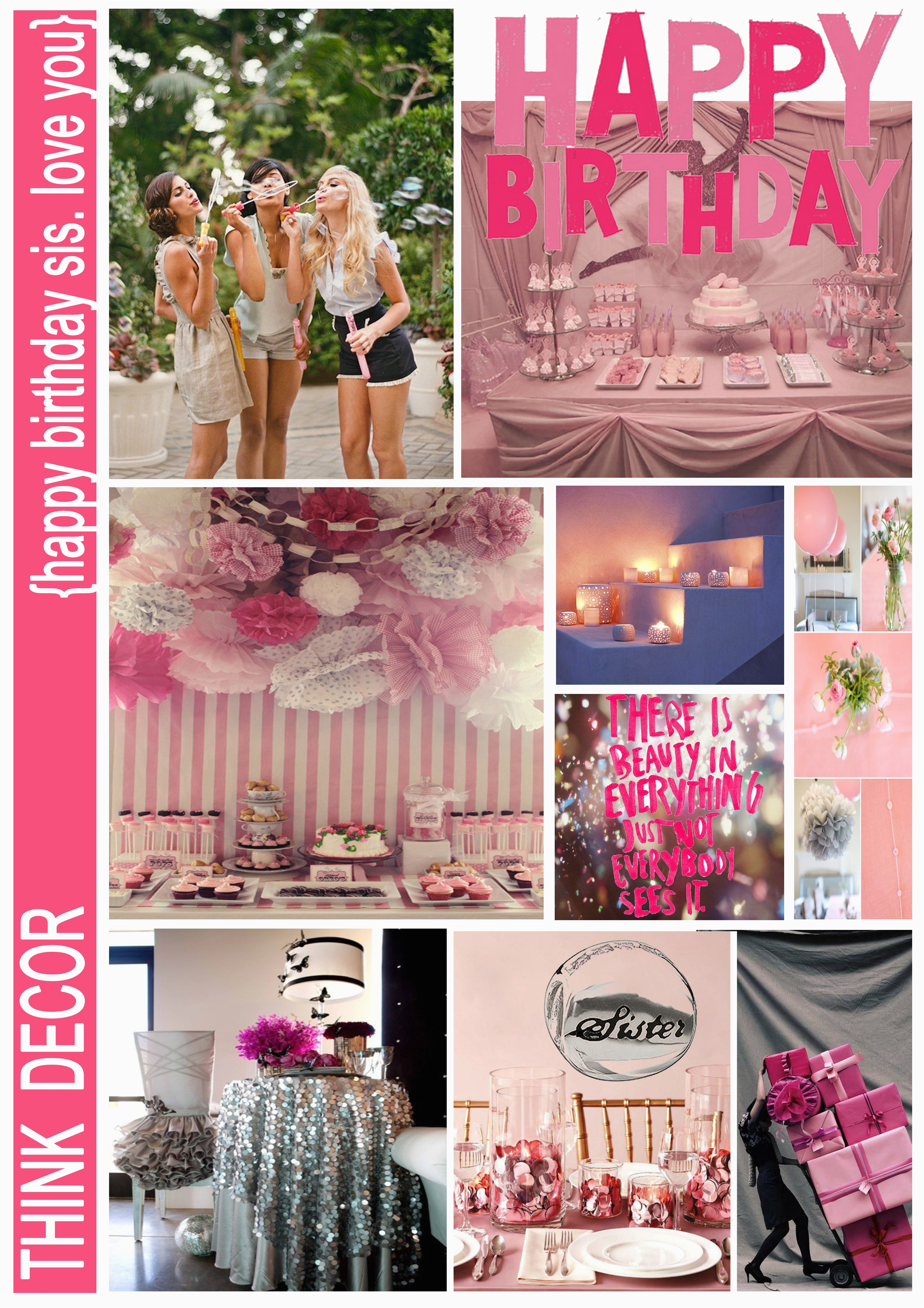 Funny 21st Birthday Gifts For Her Happy To My Little Sister Arhitektura