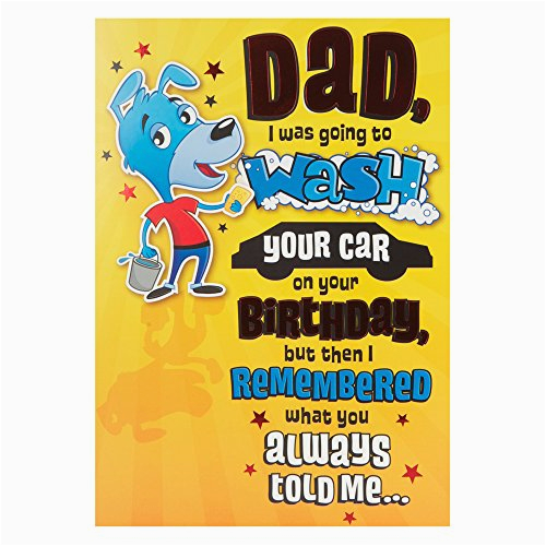 Funny 50th Birthday Cards For Dad Amazon Co Uk