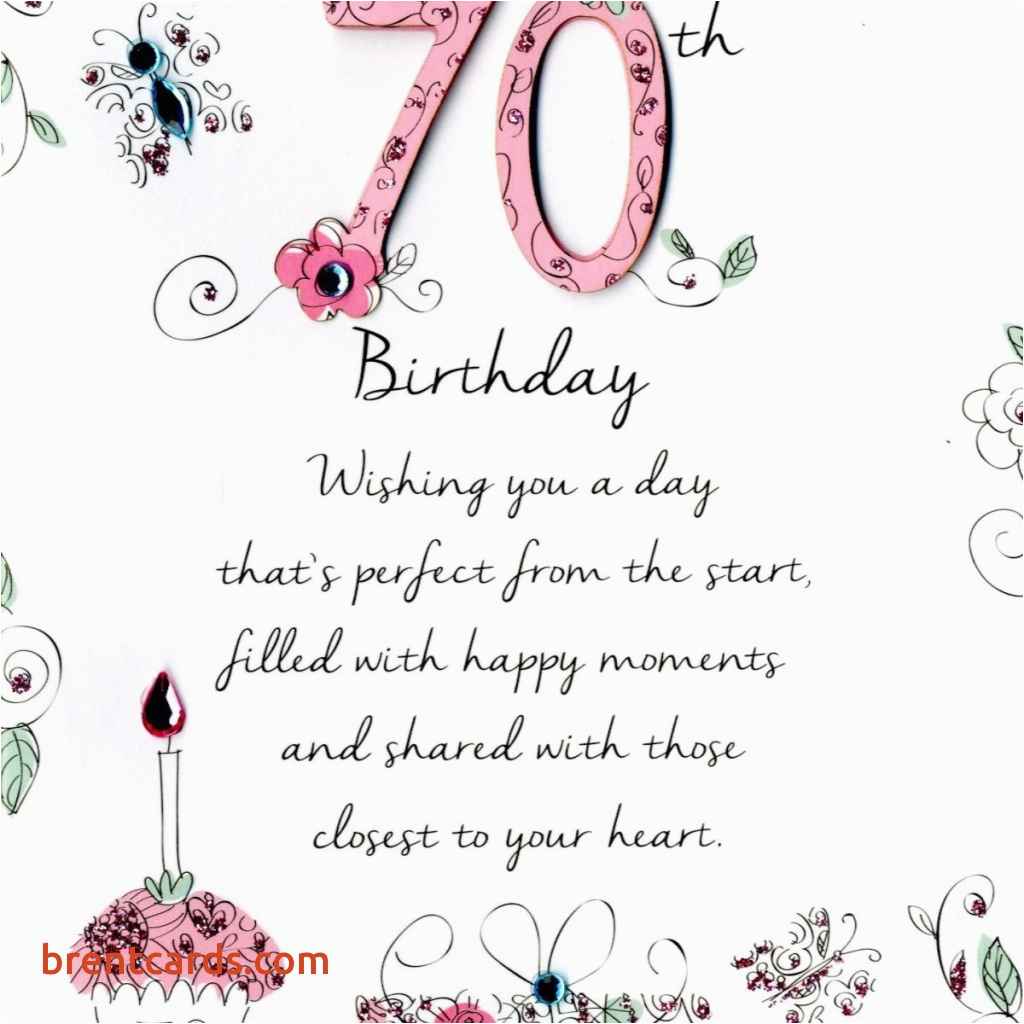 Funny 70th Birthday Cards Female Happy Card Free Design Ideas