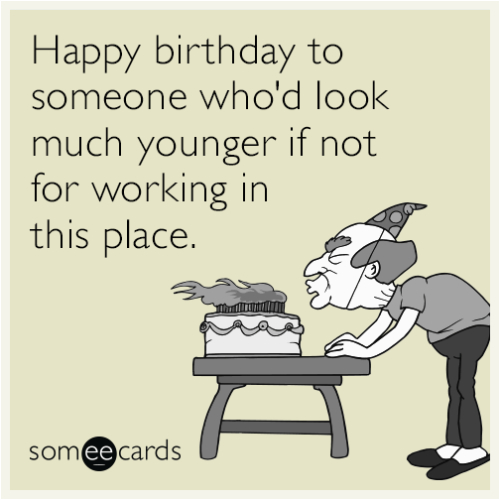 Funny Birthday Card Messages For Coworker Wishes Page 9