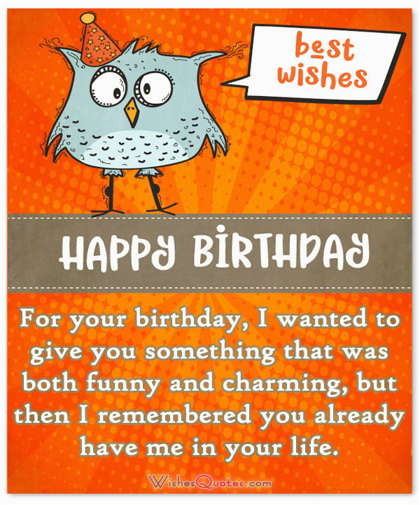 100 funny birthday wishes for friends