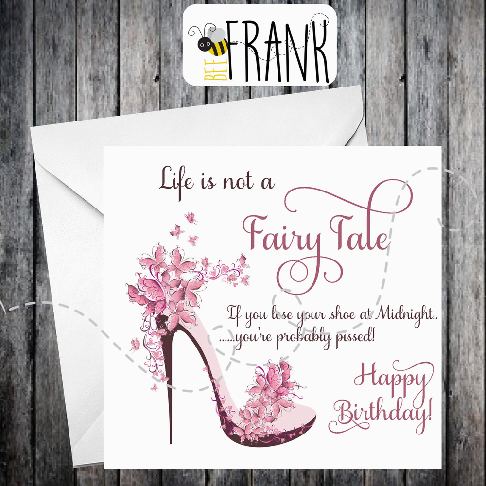 funny cute sarcastic birthday card best friend bestie